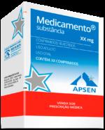 Caixa de Primid® na forma de comprimidos de 100 mg e 250 mg